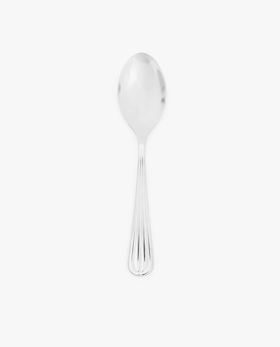 STEEL SPOON WITH CLASSIC HANDLE
