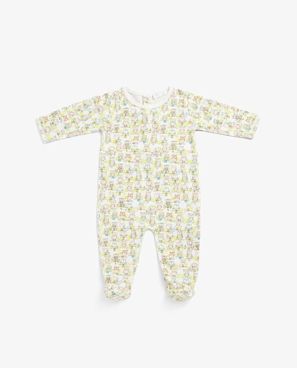 OWLS ROMPER SUIT