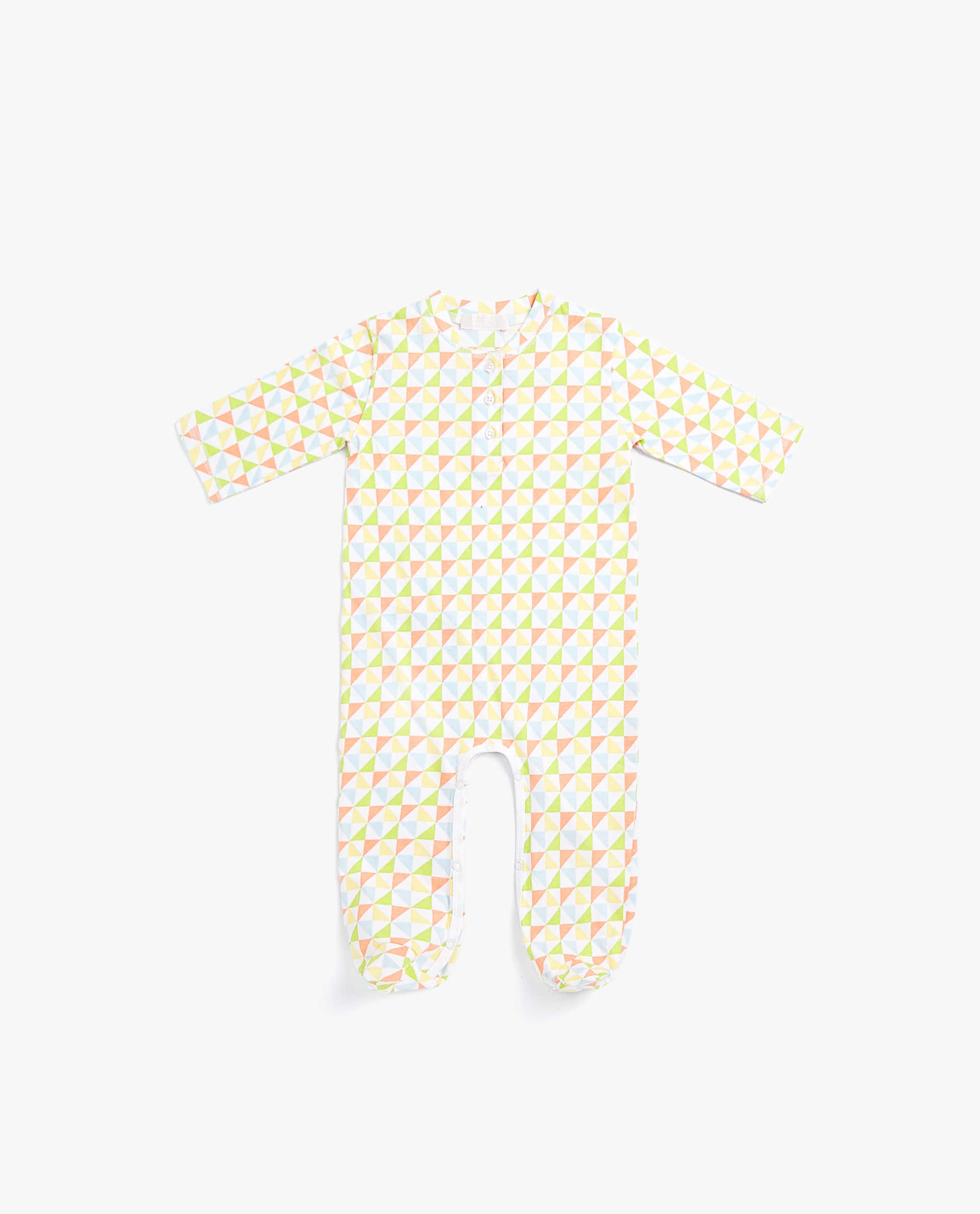 107a9ca4d3b6 GEOMETRIC DESIGN ROMPER SUIT - TOILETRY BAGS AND CHANGING MATS ...