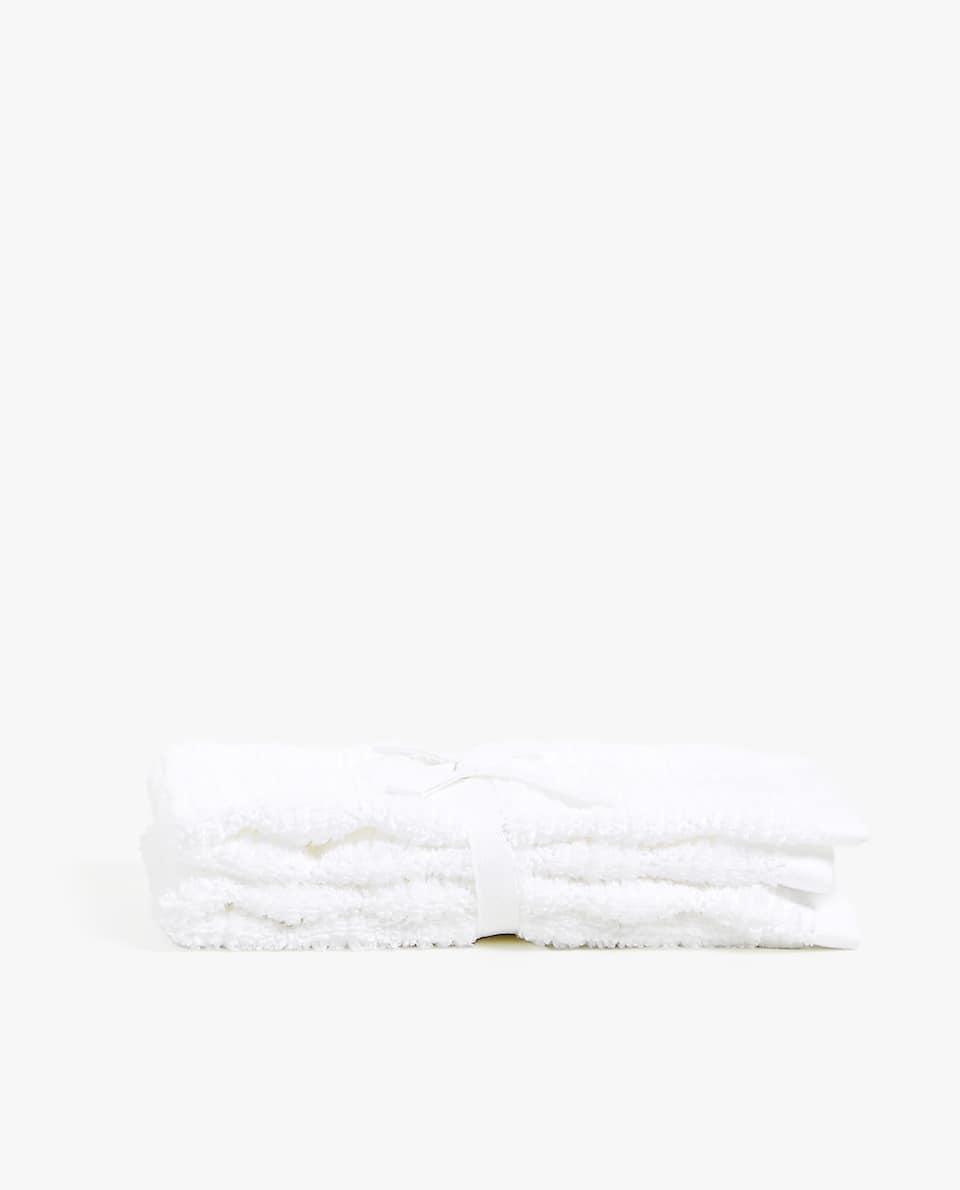 RAISED STRIPES TOWEL (SET OF 2)