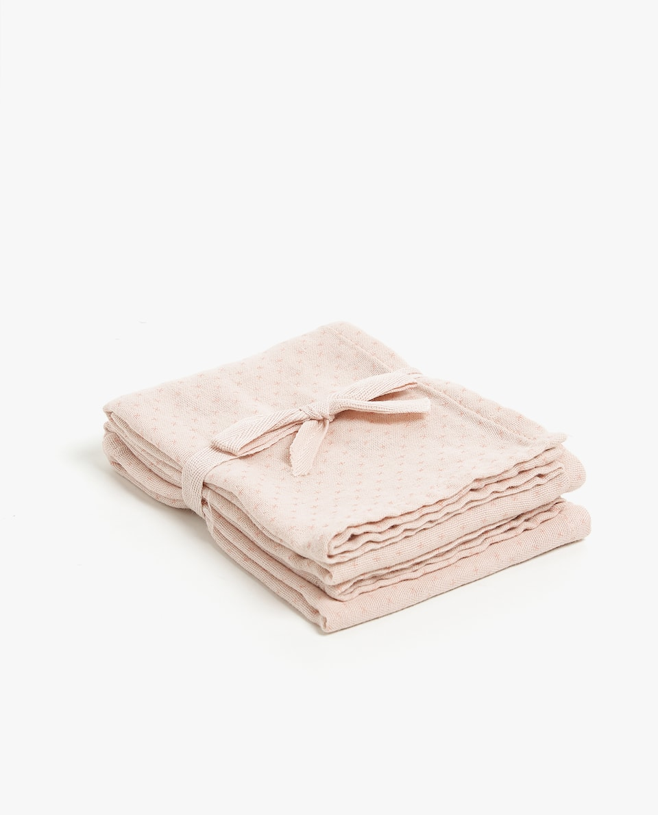 MUSLIN CLOTH (SET OF 2)