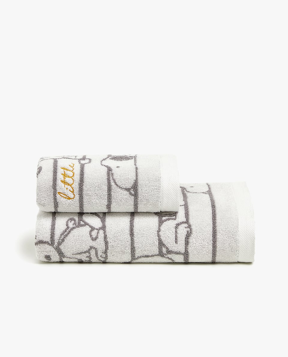 SNOOPY DESIGN TOWEL