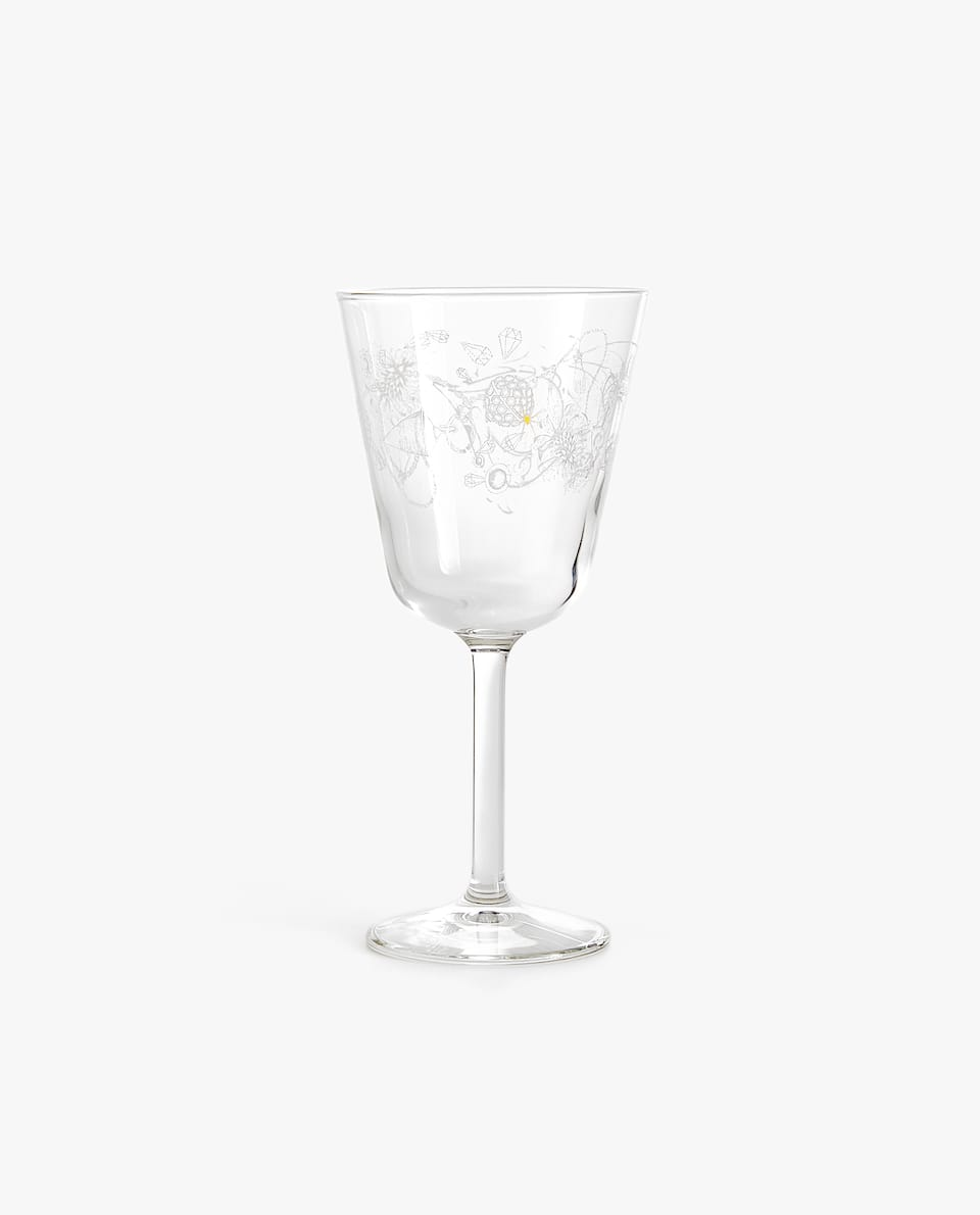TRANSFER DESIGN WINE GLASS