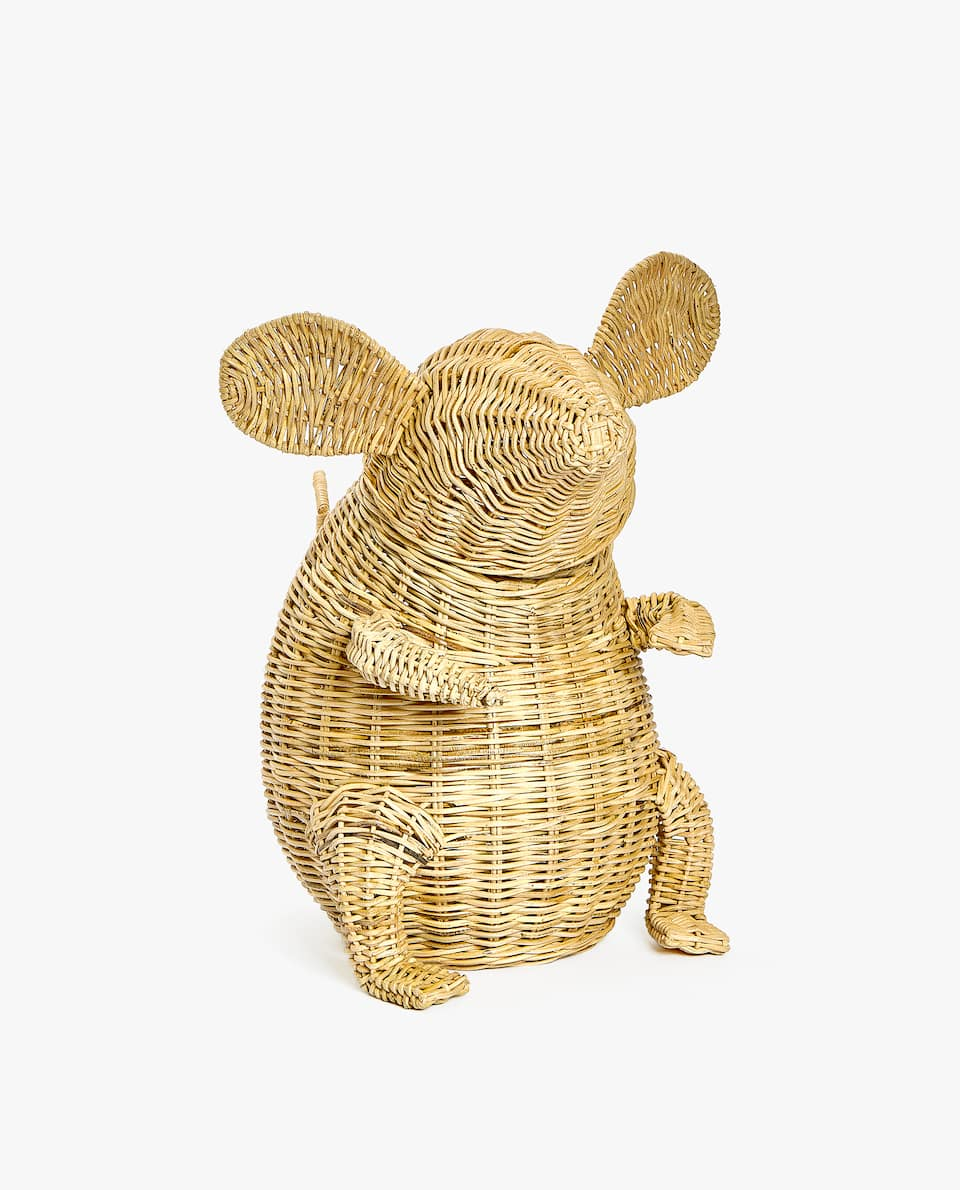 KIDS MOUSE BASKET