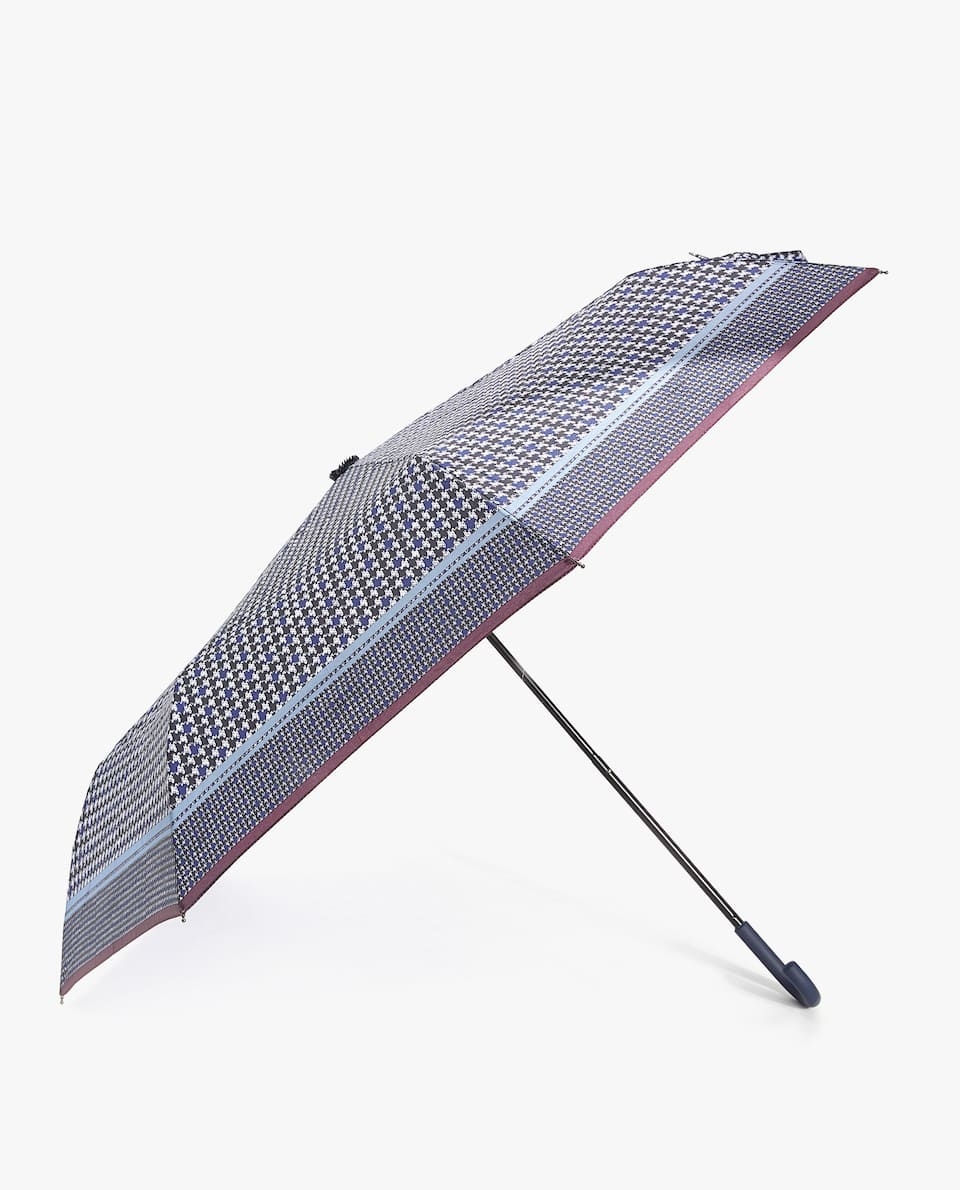 PRINTED FOLDING UMBRELLA