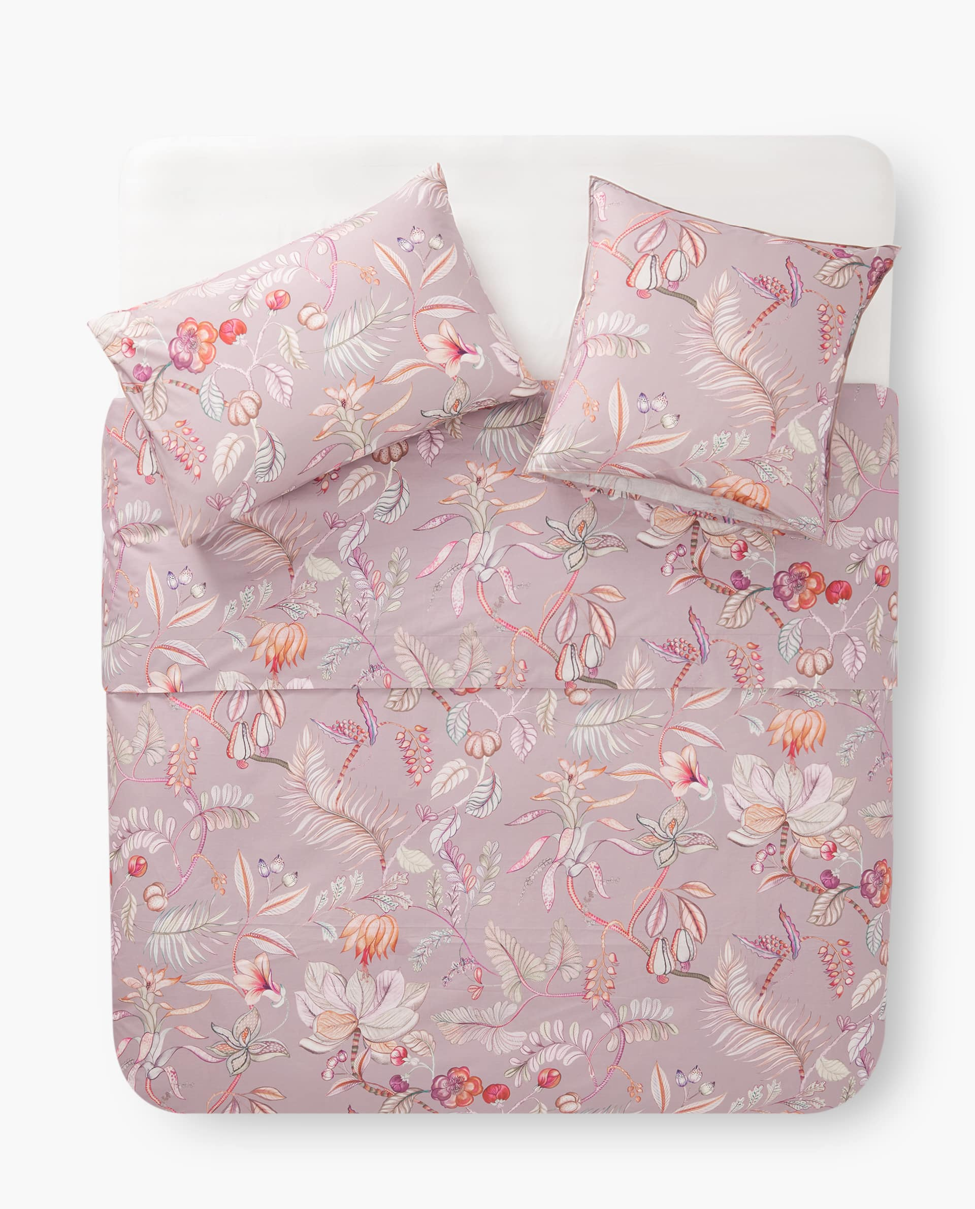 Branches And Flowers Duvet Cover Zara Home Liban