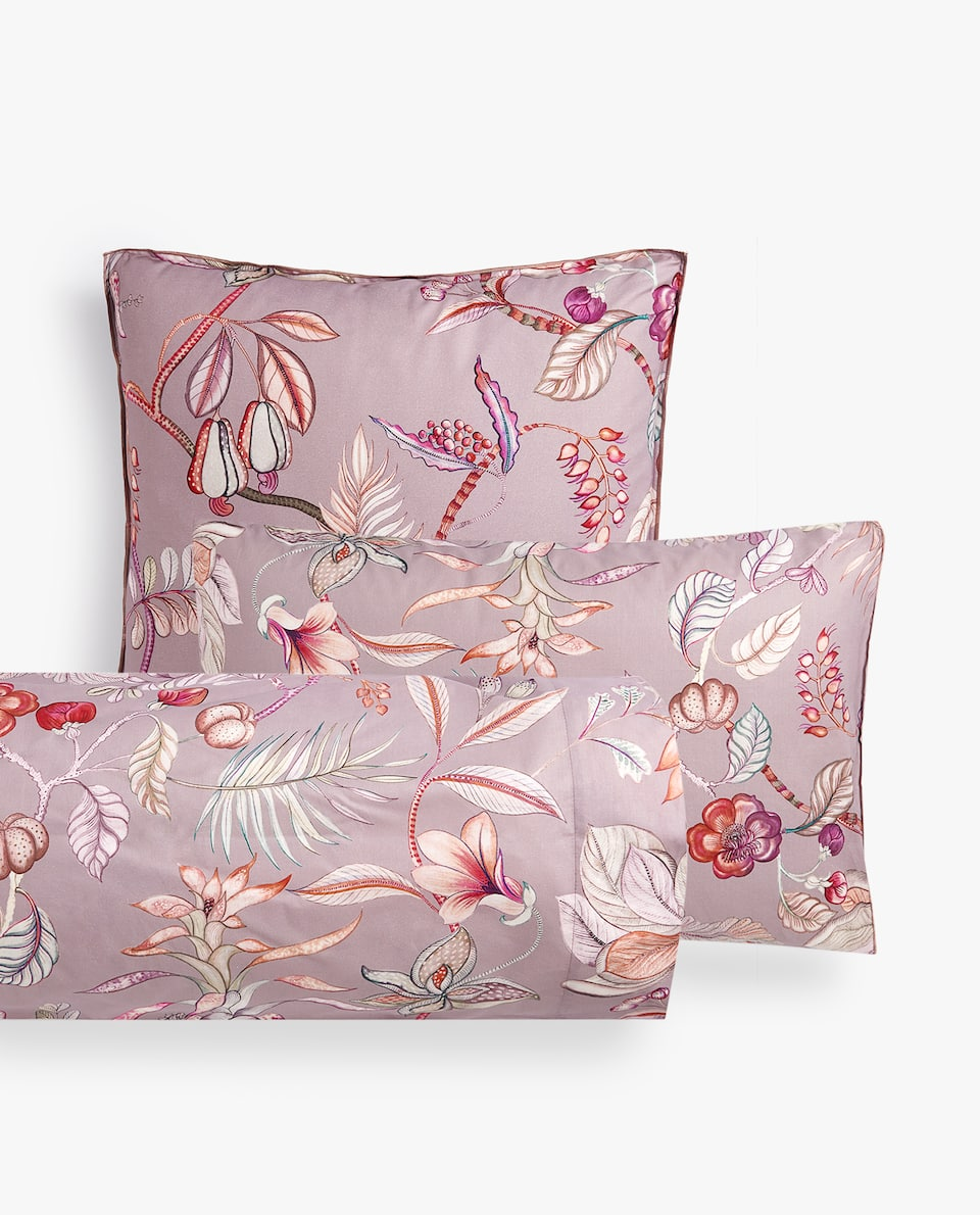 BRANCHES AND FLOWERS PILLOWCASE