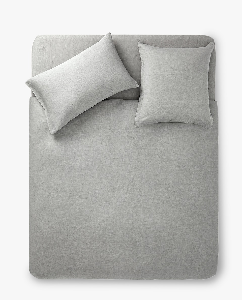 COTTON CASHMERE DUVET COVER