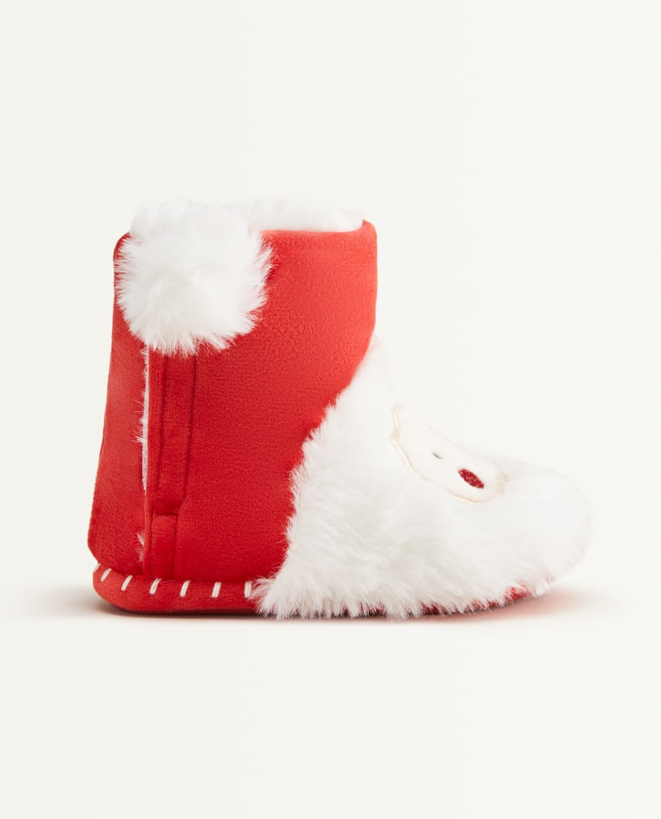 FATHER CHRISTMAS BOOTIES