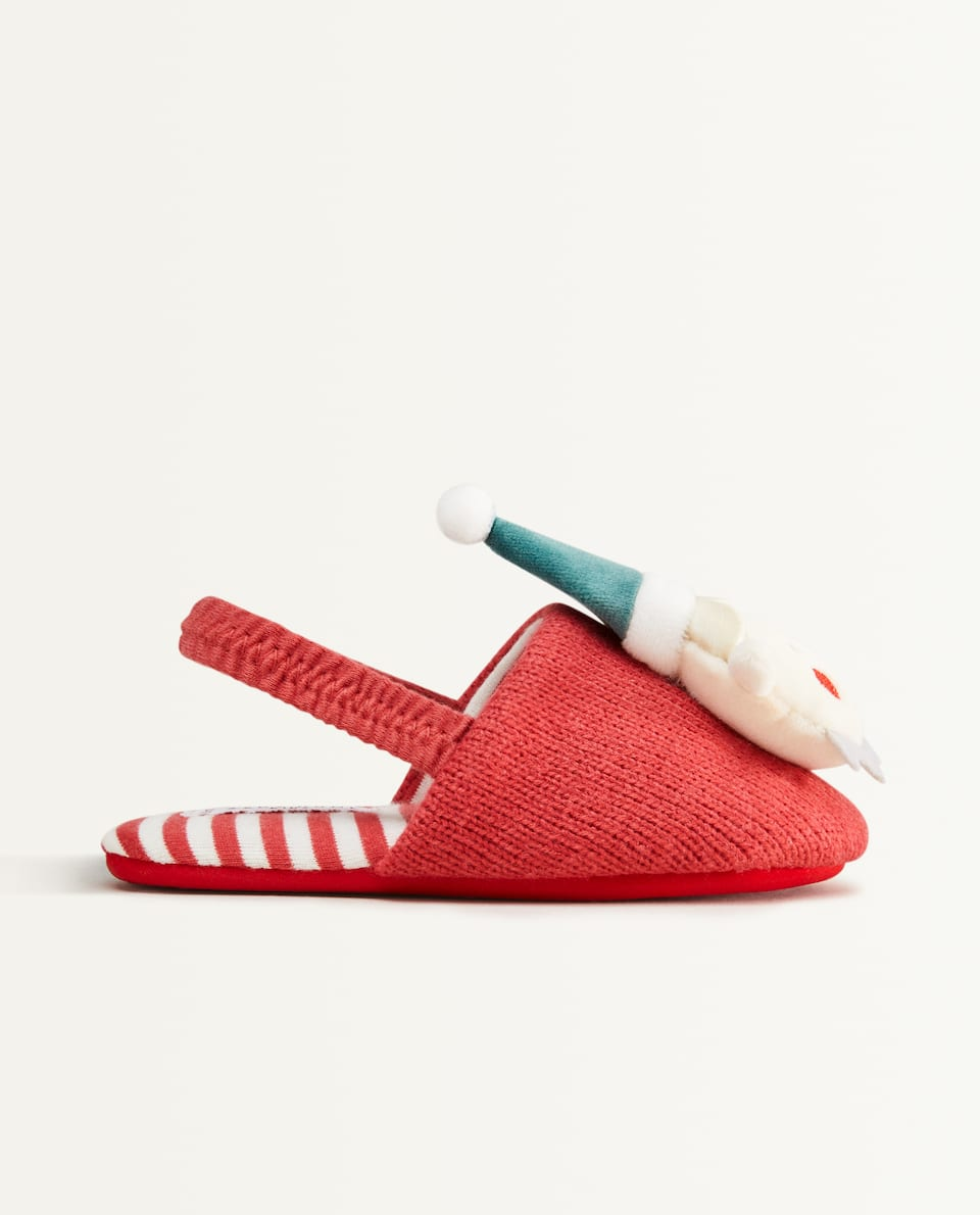 ELF SLINGBACK SLIPPERS