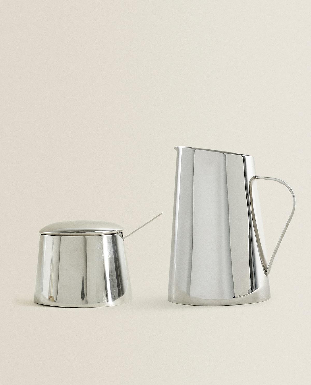 milk-jug-and-sugar-bowl-set by zara-home