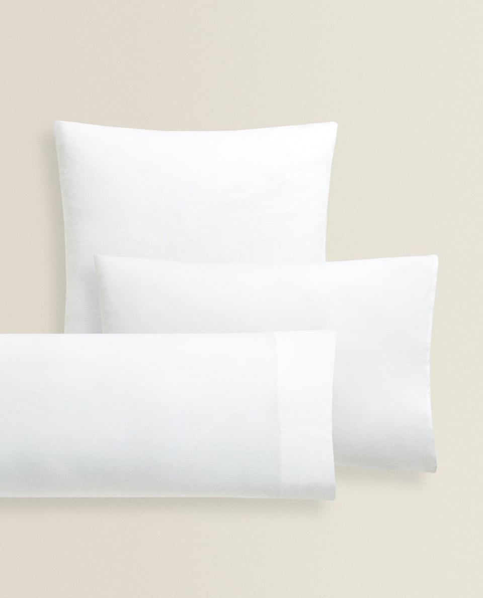 COTTON JERSEY PILLOWCASE