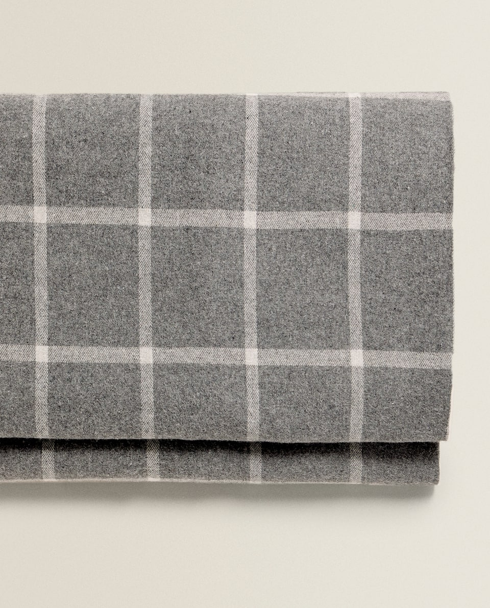 FLANNEL FLAT SHEET