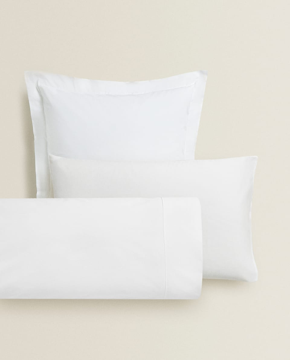 Percale Cotton Pillowcase