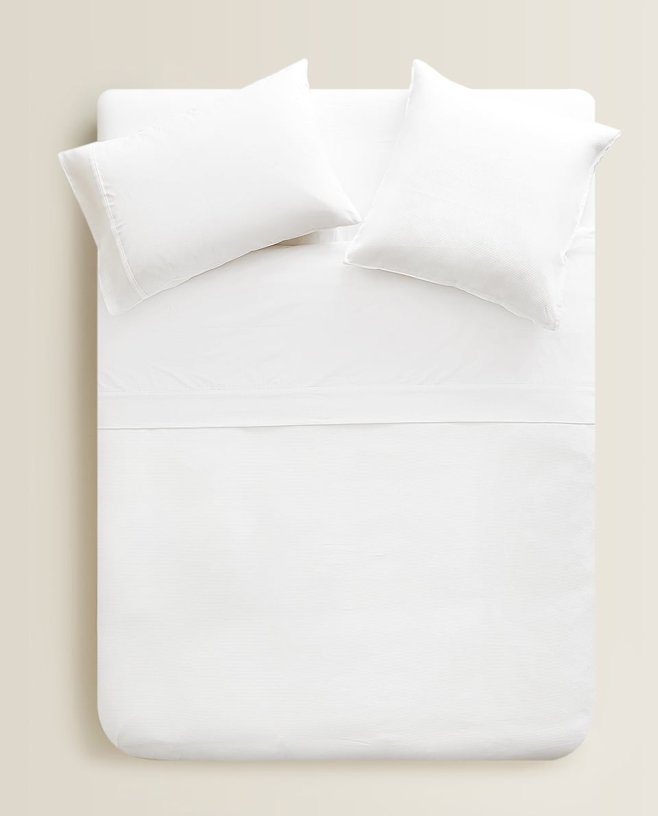 07439cba DUVET COVERS - BEDROOM | Zara Home United Arab Emirates