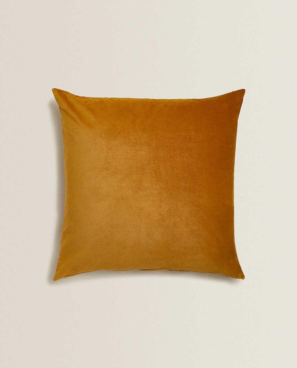 Velvet Cushion Cover  New In by Zara Home
