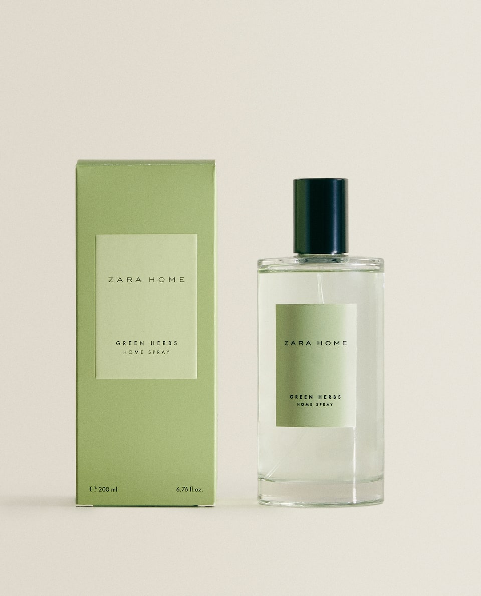 (200 ML) AMBIENTADOR EN SPRAY GREEN HERBS