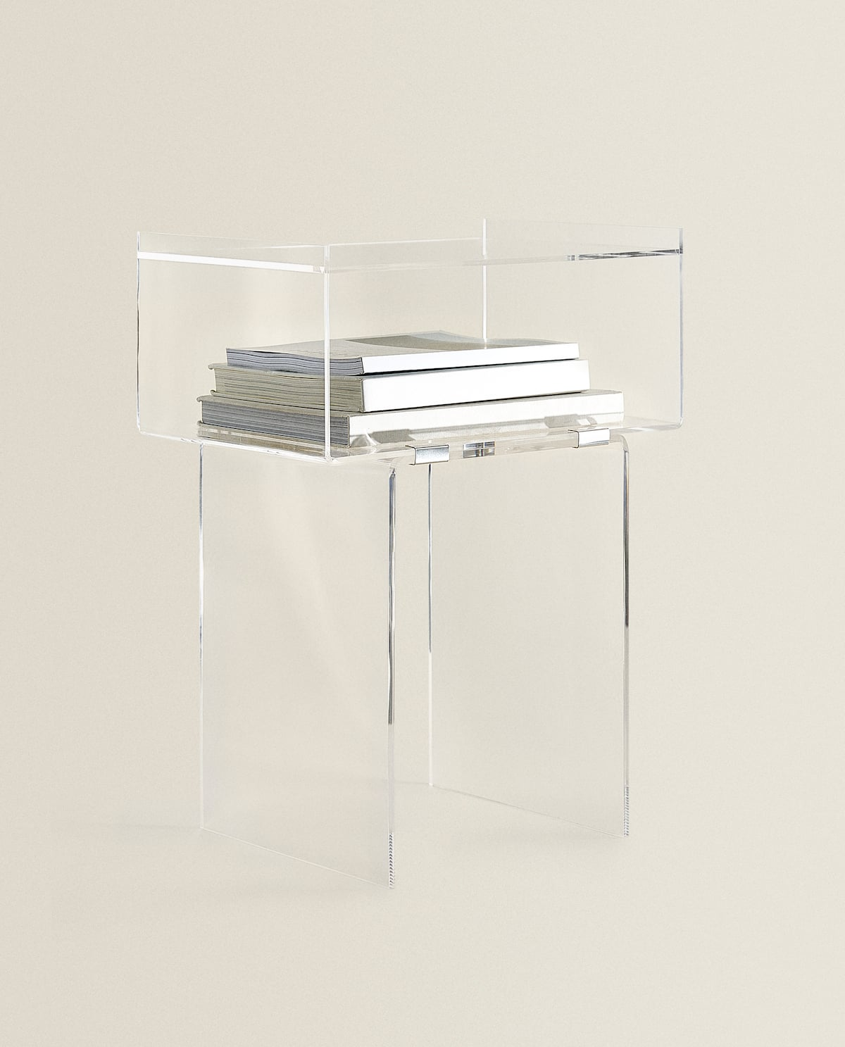 methacrylate-side-table--furniture---bedroom by zara-home
