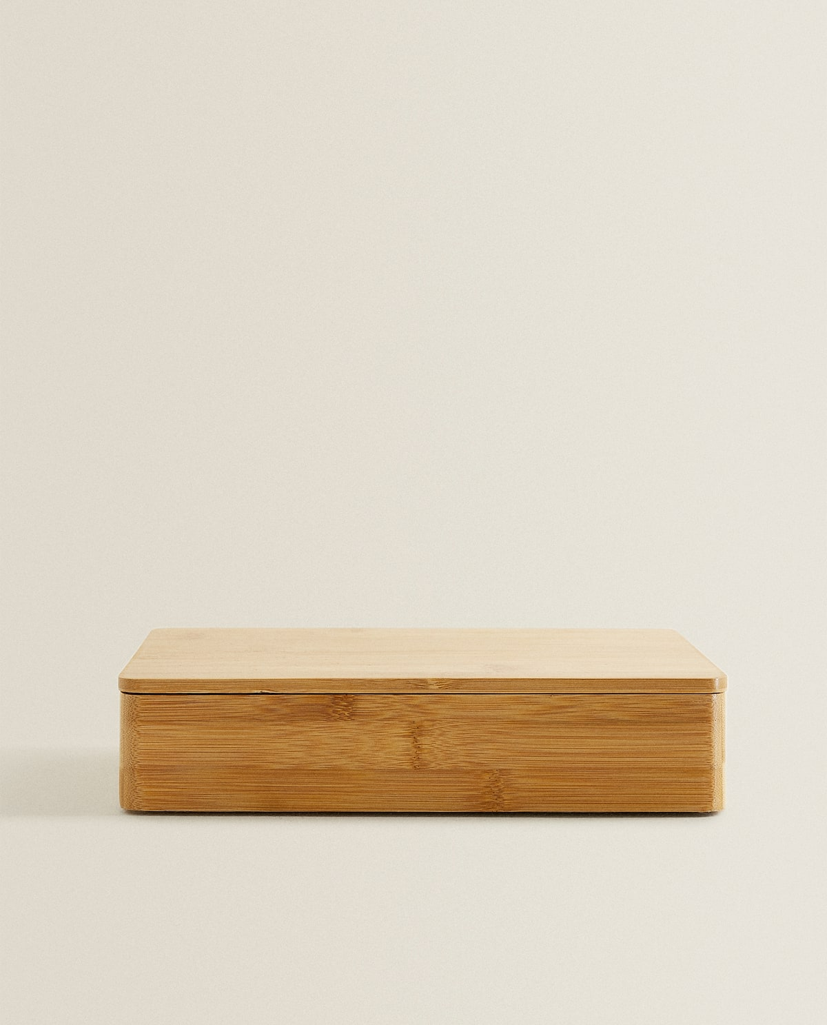 Rectangular Wooden Jewellery Box by Zara Home
