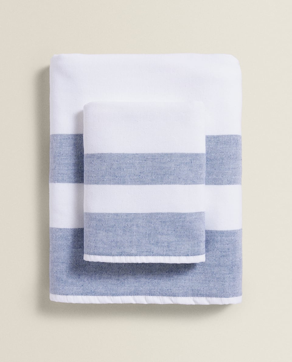 DOUBLE-SIDED COTTON TOWEL