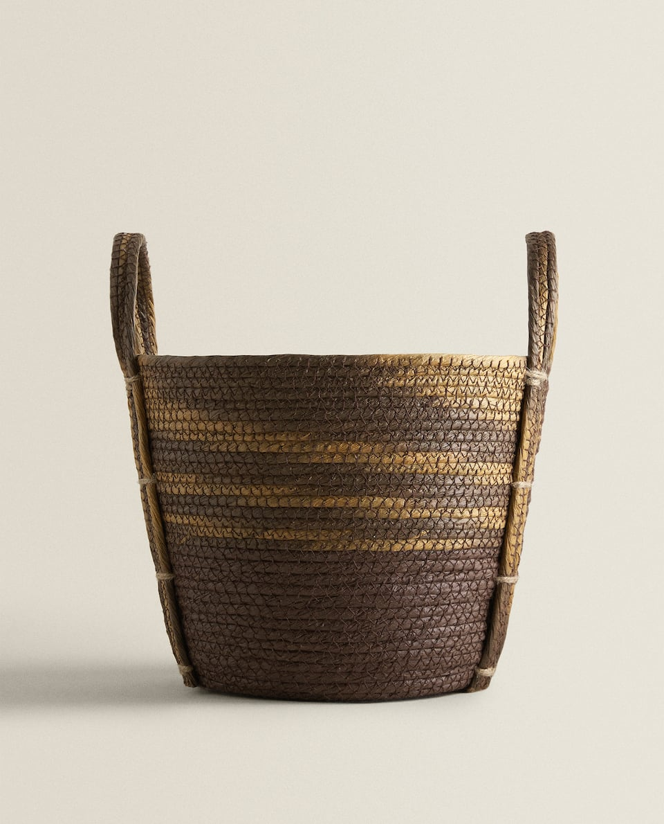 OMBRÉ EFFECT BASKET