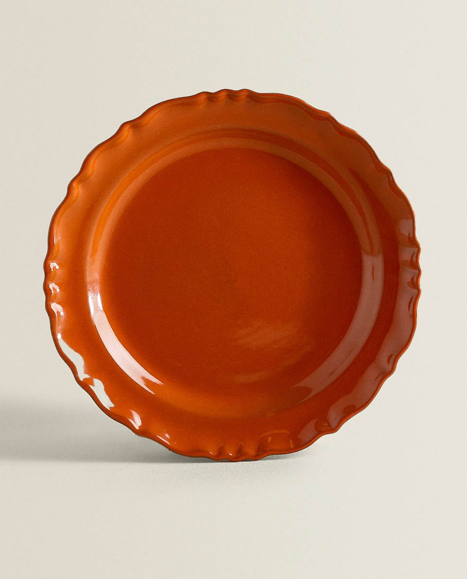 TERRACOTTA SERVING DISH