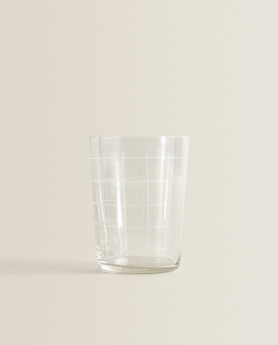 GRID TRANSFER SOFT DRINK TUMBLER