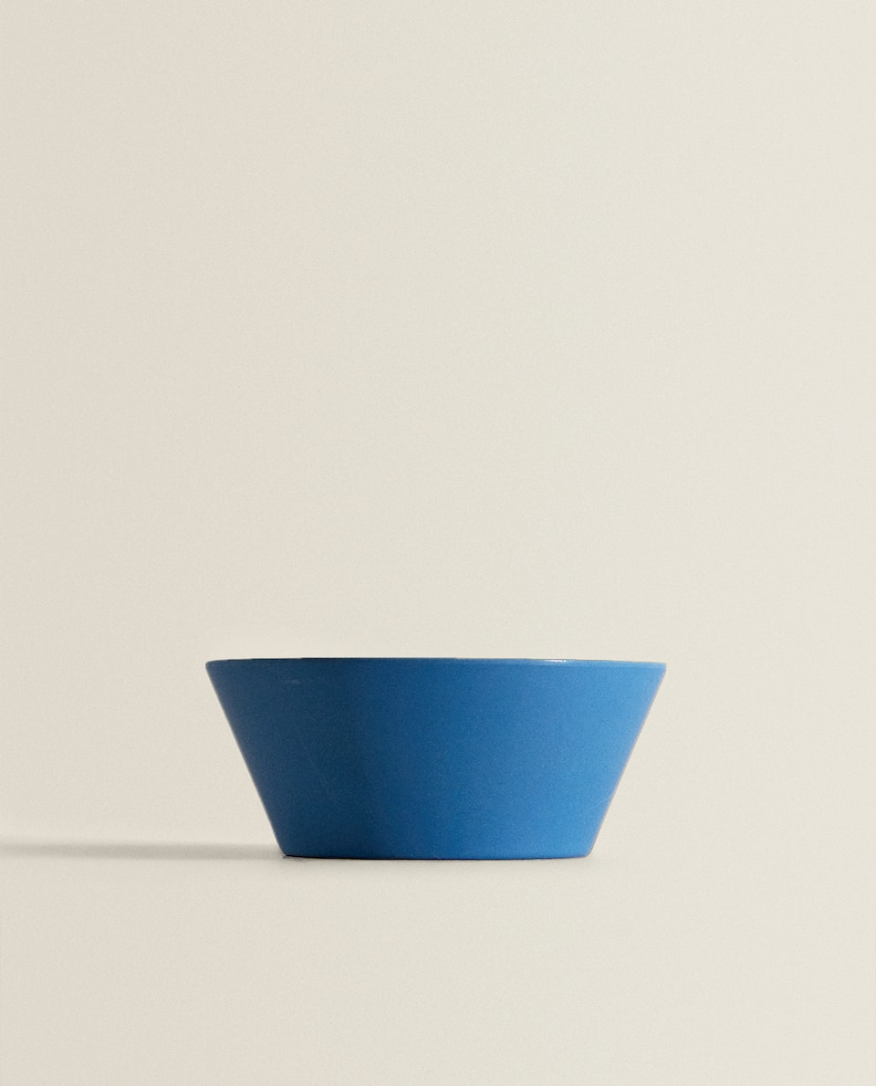 BLUE BAMBOO BOWL