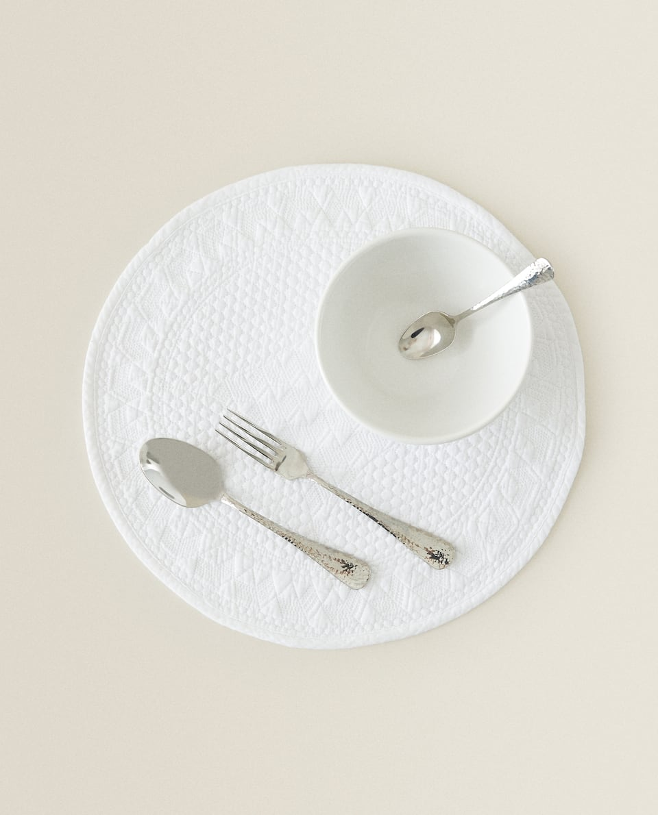 QUILTED PLACEMAT (PACK OF 2)