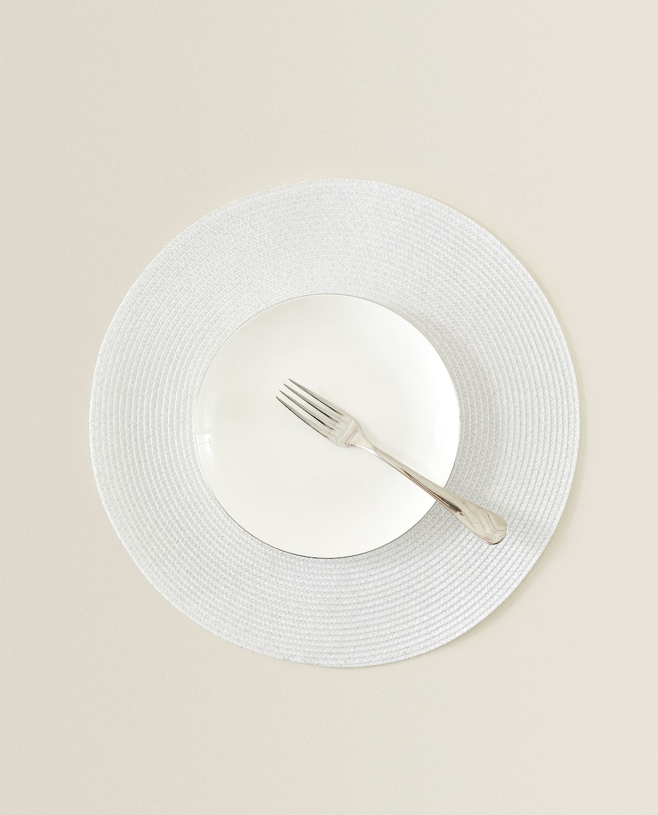 RONDE PLACEMAT (2-PACK)