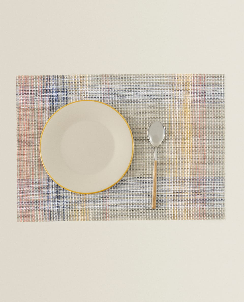 TARTAN PLACEMAT (PACK OF 2)