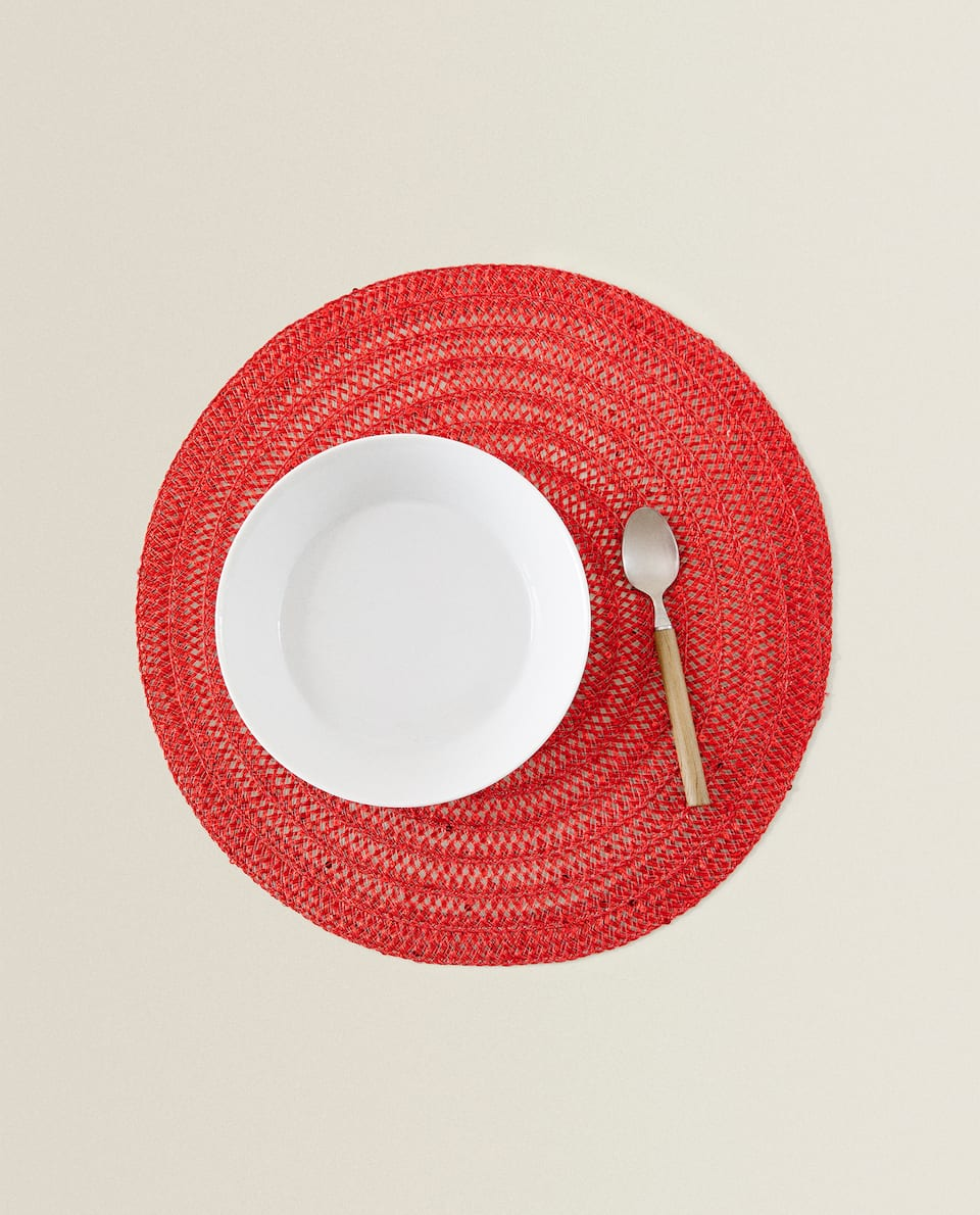 SEQUIN DETAIL PLACEMAT (PACK OF 2)