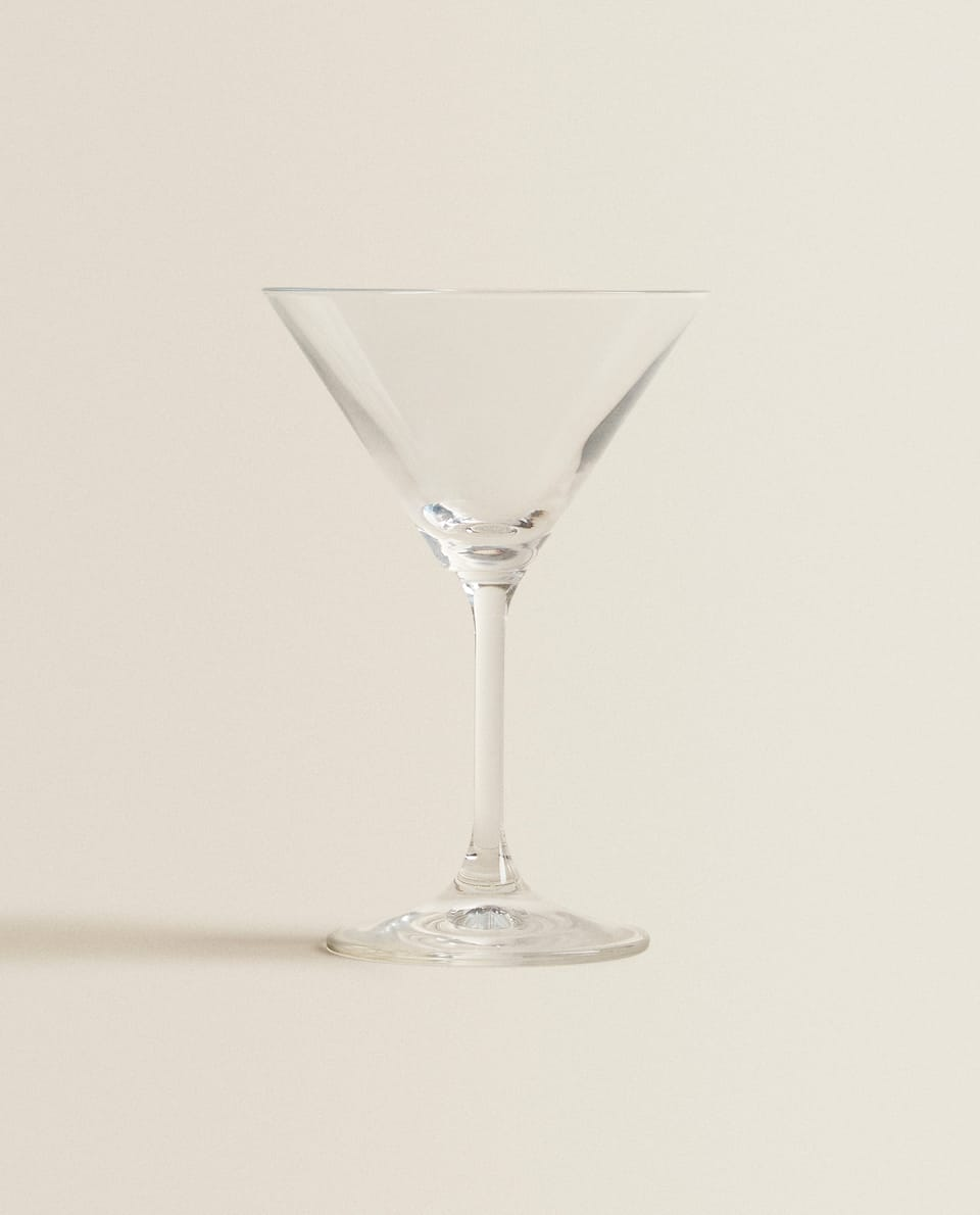 CUPĂ COCKTAIL DE CRISTAL