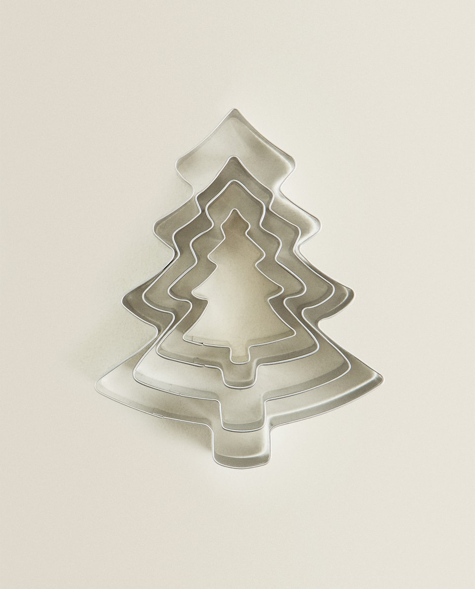 COOKIE CUTTER (SET OF 4)