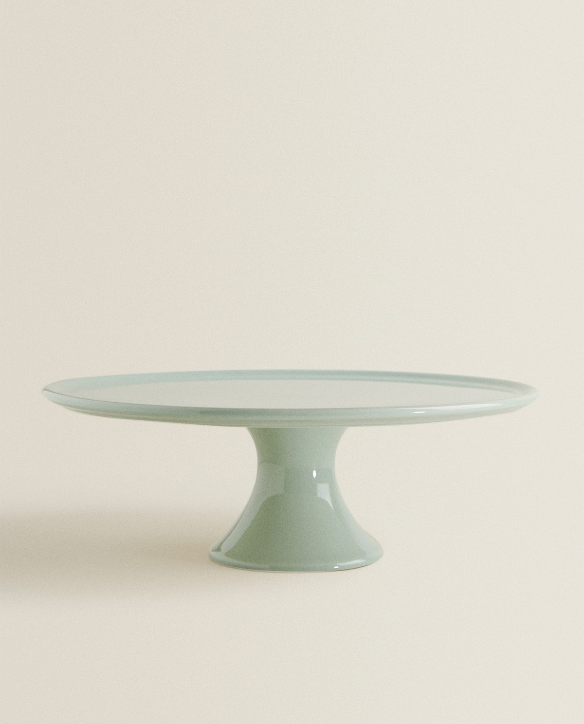 Stoneware Cake Dish  View All   New In by Zara Home