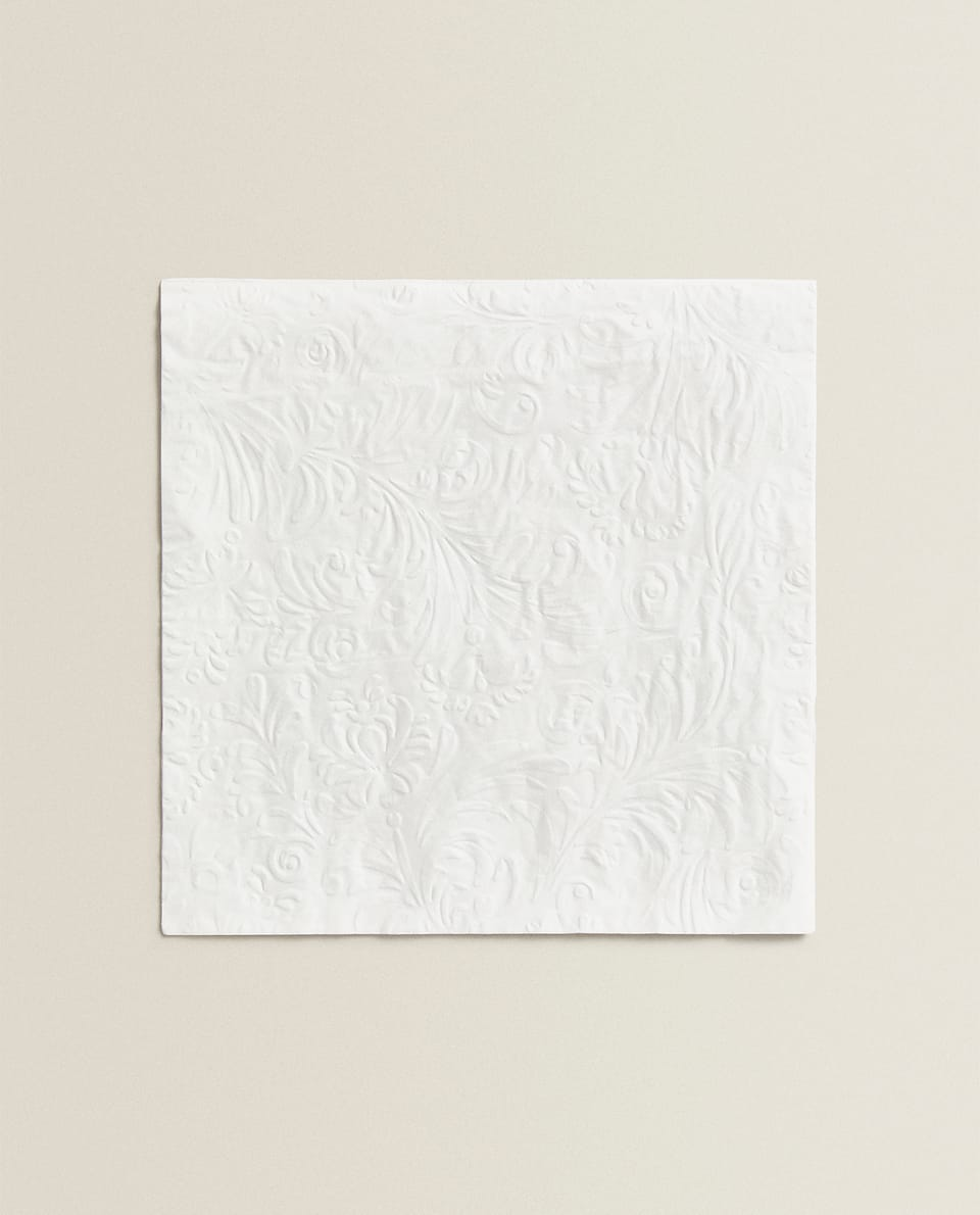 DAMASK NAPKIN (PACK OF 20)