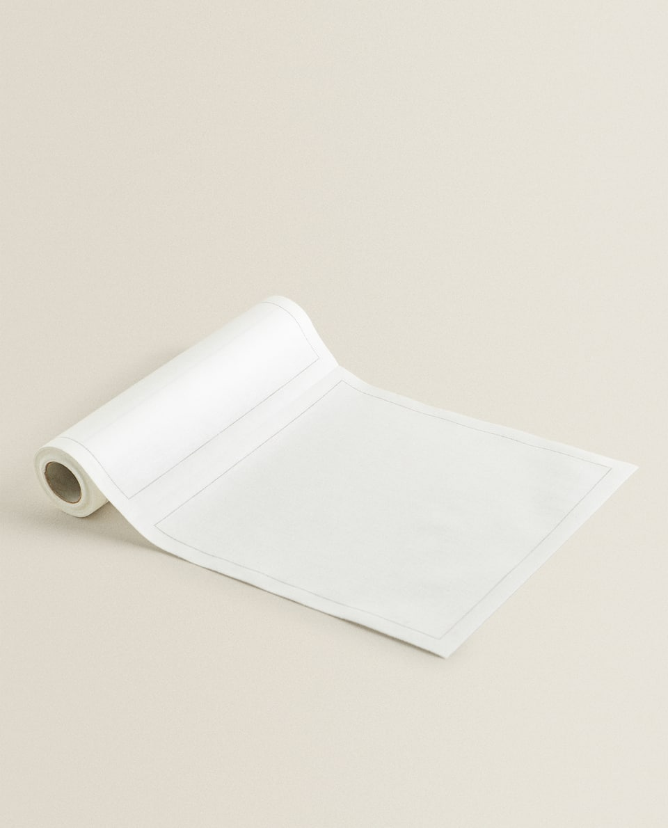 COTTON NAPKINS (PACK OF 20)