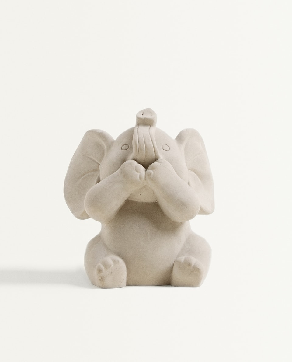 ELEPHANT DECORATIVE FIGURE