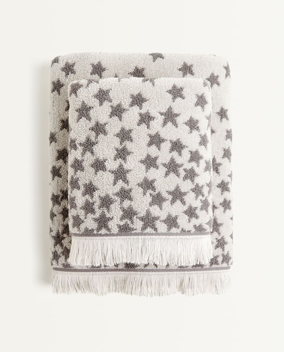 COTTON STARS TOWEL