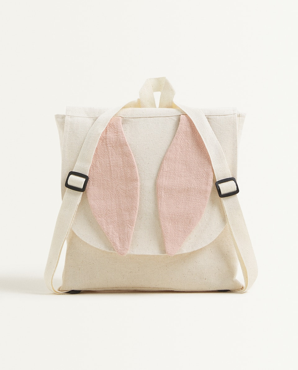 RABBIT EAR BACKPACK