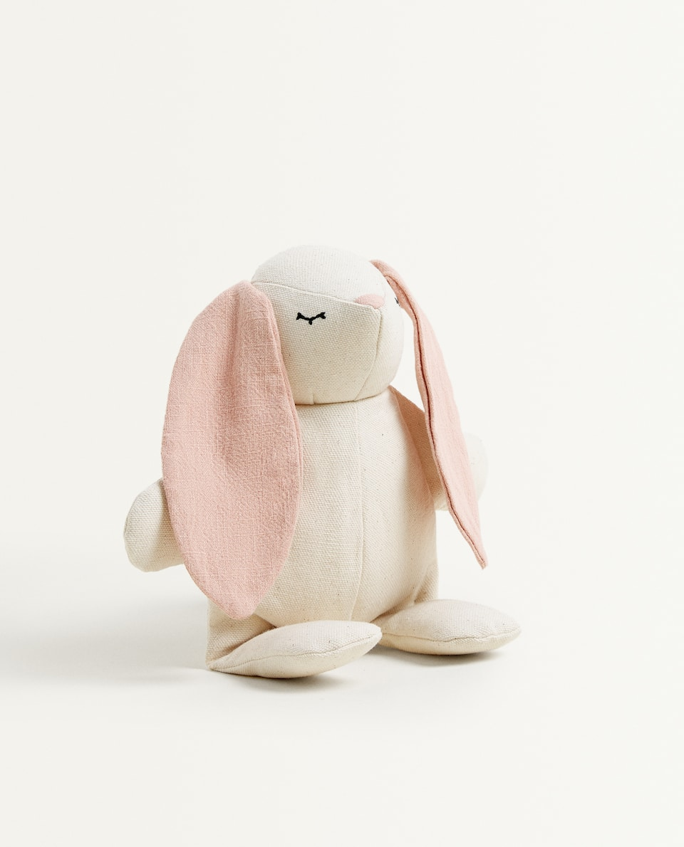 COTTON BUNNY SOFT TOY
