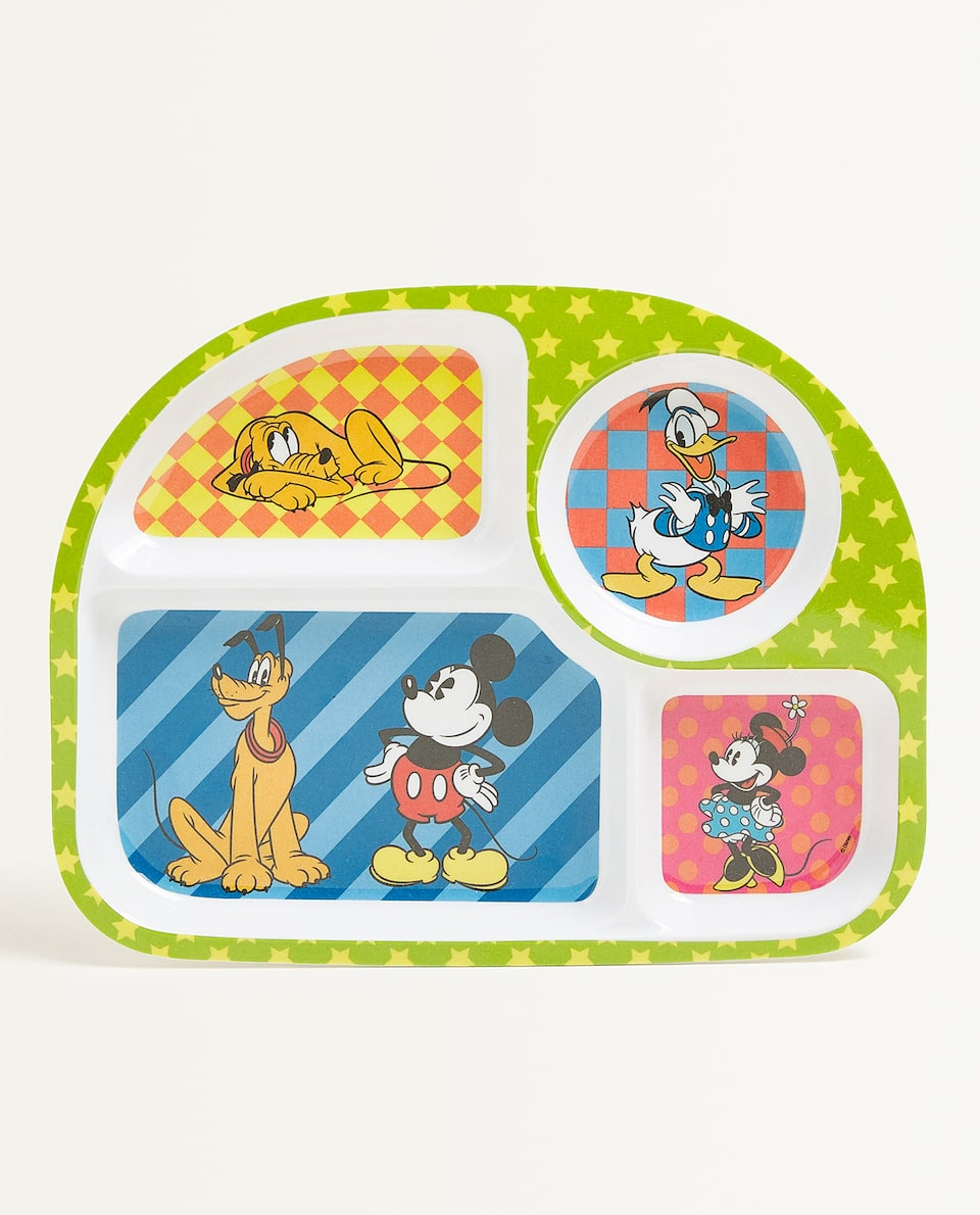 MICKEY MOUSE MELAMINE TRAY