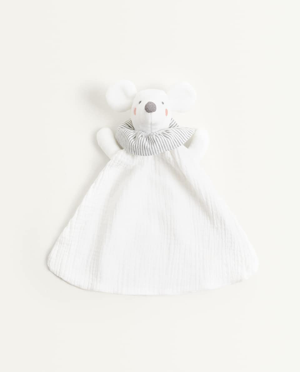 MOUSE CUDDLY SOFT TOY