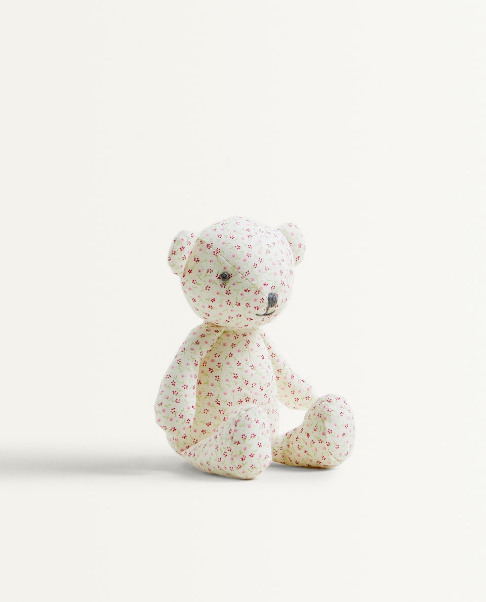 CLOTH TEDDY BEAR SOFT TOY