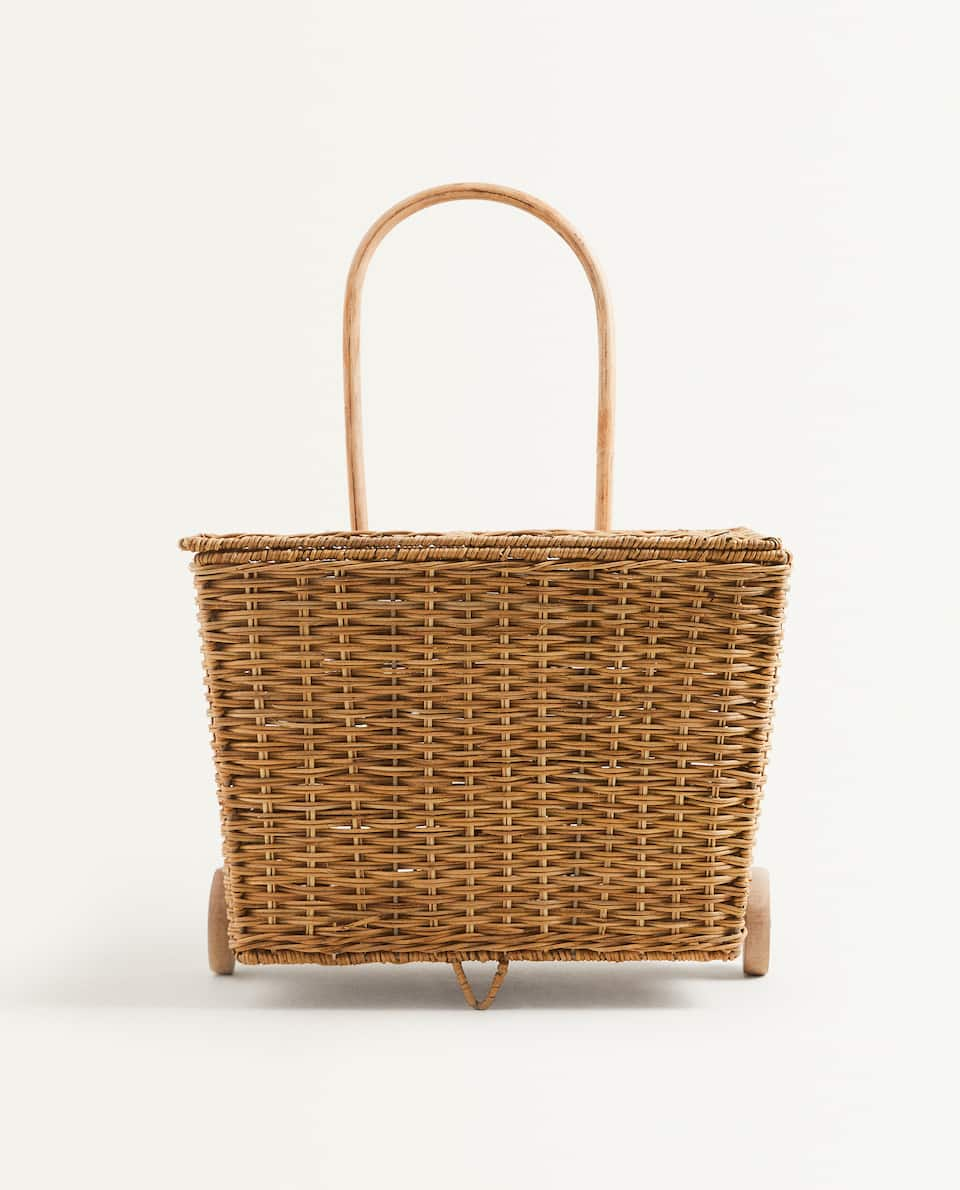 PICNIC BASKET TROLLEY