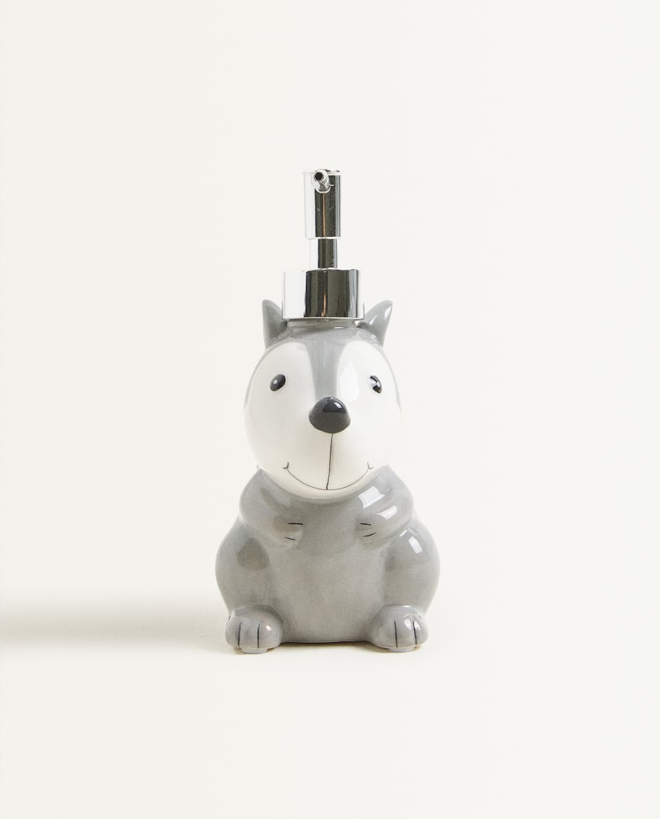 ANIMAL SOAP DISPENSER