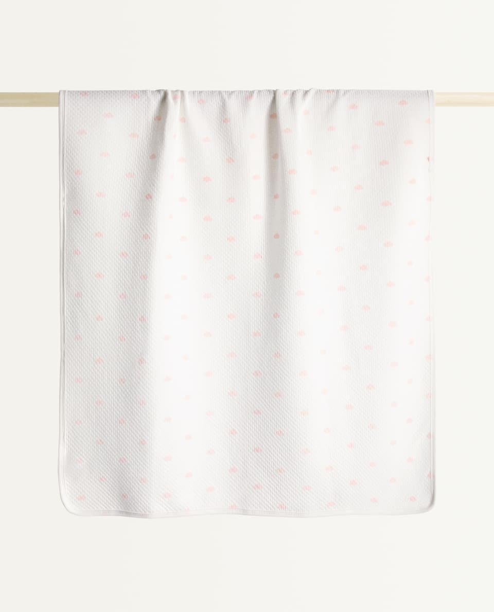 CLOUD PRINT BLANKET