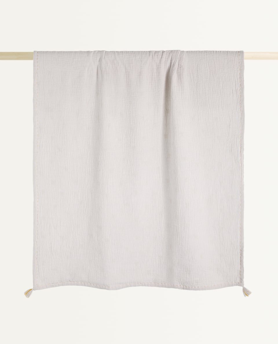 COTTON MUSLIN BLANKET