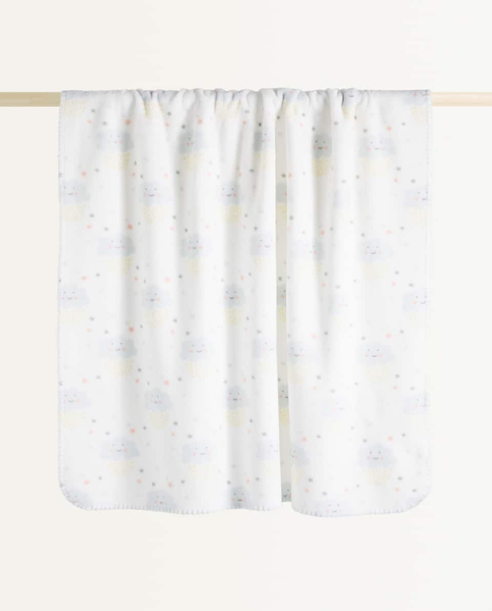 CLOUD FLEECE BLANKET