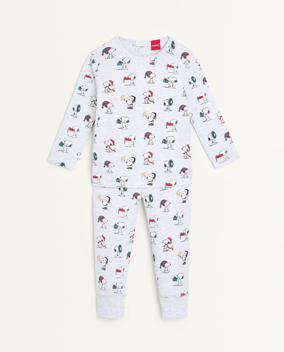 KIDS SNOOPY PYJAMAS